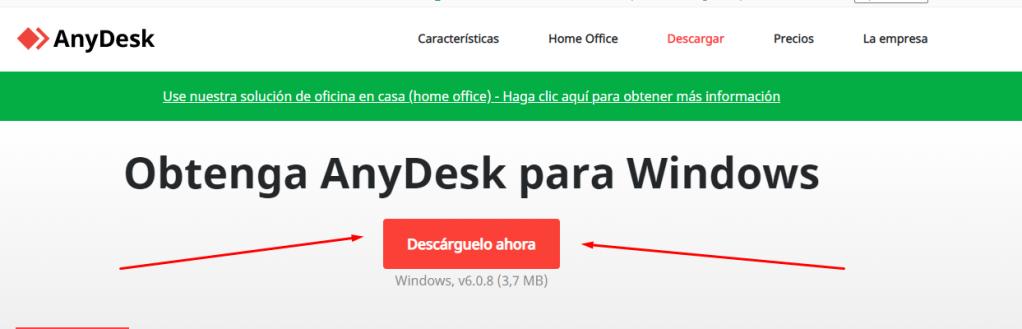 Aprendiendo a usar AnyDesk para escritorio remoto.